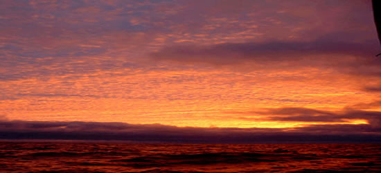 Costa del Sol, Sunset