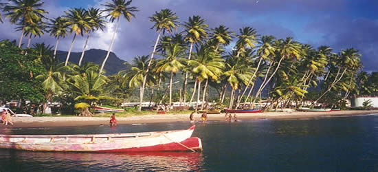Images of St Lucia