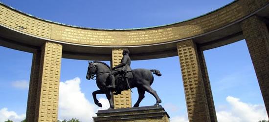 King Albert I Memorial, Nieuwpoort