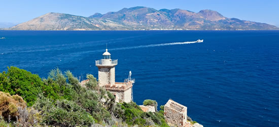 The Old Lighthouse, Poros