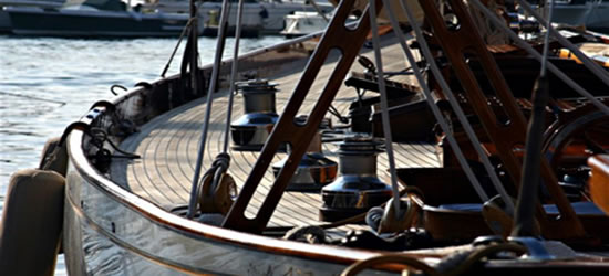 Classic Sailing Yachts of St Tropez
