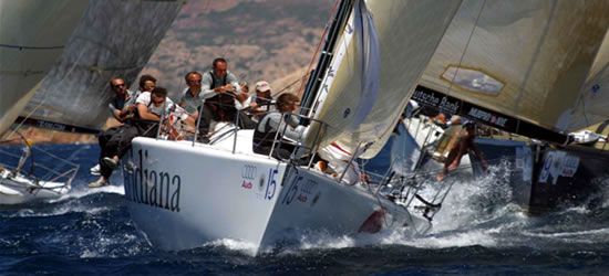 Yacht Regatta's of Porto Cervo
