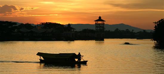 Brunei Sunset