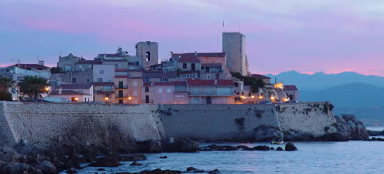 The Old Fort, Antibes