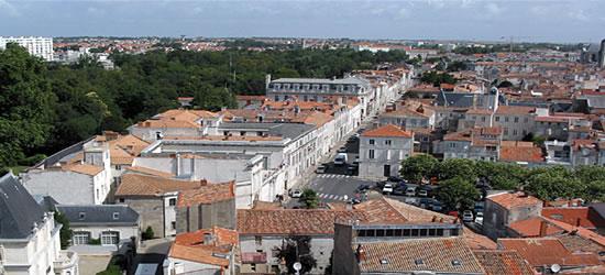Rooftops of La Rochelle