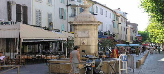 Streets of Toulon