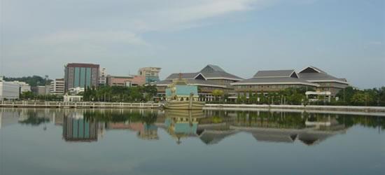 The Town of Yayasan