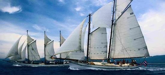 Classic Yacht Race, Phuket