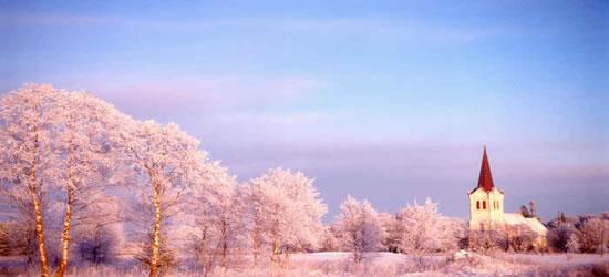 Mid Winter, Estonia