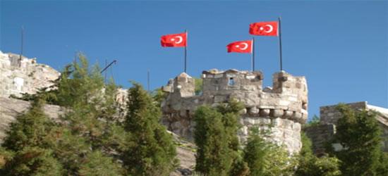 Bodrum Castle, Turkey