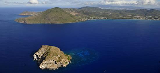 Diamond Rock, Martinique