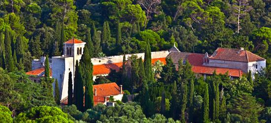 Benedictine Monastery, Near Dubrovnik