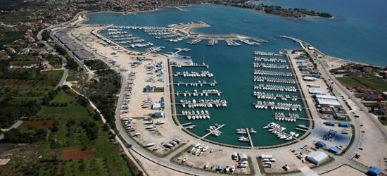 Sukosan Marina, Zadar Croatia