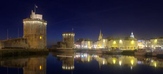 La Rochelle Harbour, December