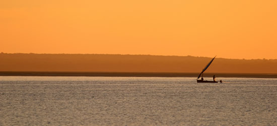 Local Fisherman, Mozambique