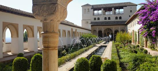 Alhambra Palace, Granada
