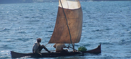 A local Dhow