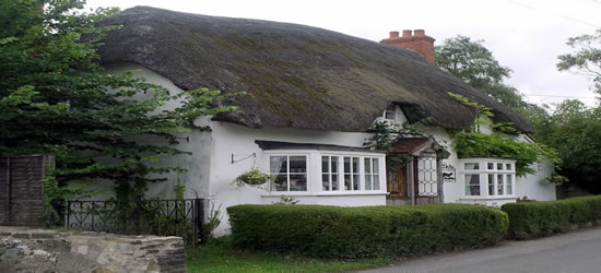 Thatched Cottage, IOW