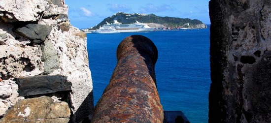 The Fort, St Maarten
