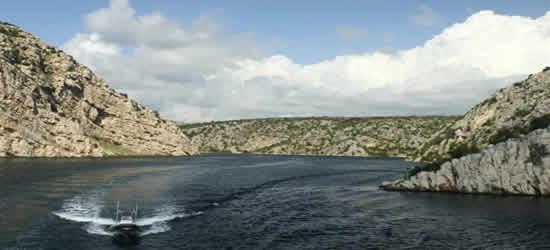 Approaches to Sibenik