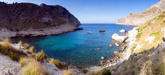 Calas of Mallorca