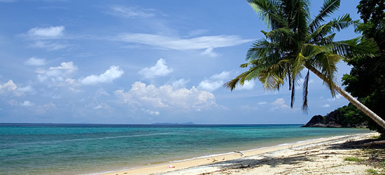 Beaches of Tioman