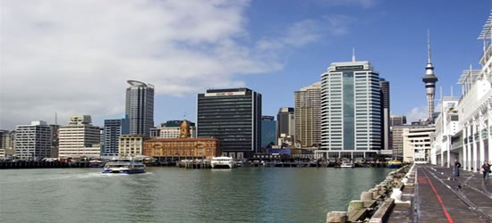 Waterfront, Auckland