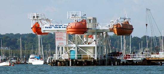 Lifeboat Training Center