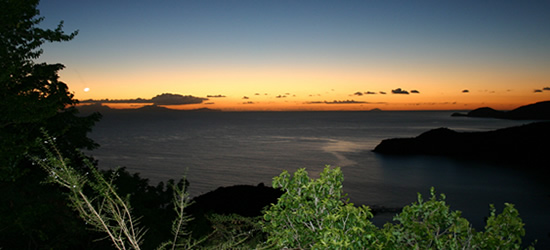 Sunset, Shirley Heights, Antigua