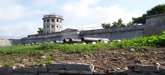 Old Fortifications