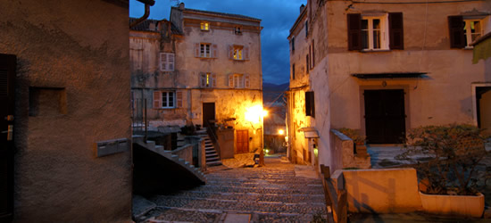 Corte, the Medieval Capital of Corsica