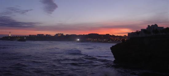 Sunrise, Biarritz