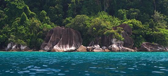 South Tioman Island