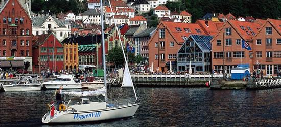 Vagen, Bergen