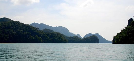 Islands of Langkawi