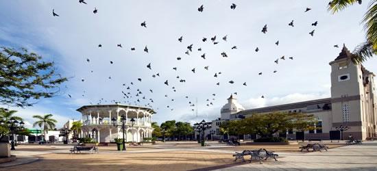 Plaza Independencia, Puerto Plata