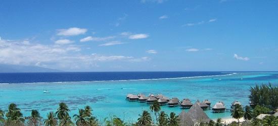 Land, Lagoon, Sea & Sky, Tahiti