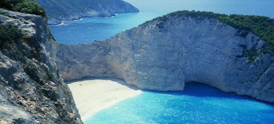 The World Famous Zakynthos Beach