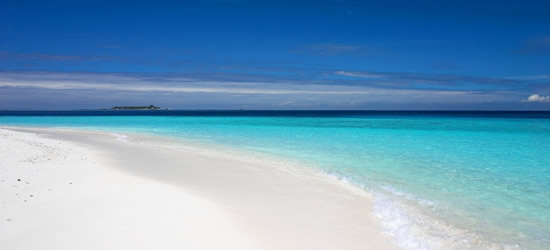 Beaches of the Maldives, Indian Ocean