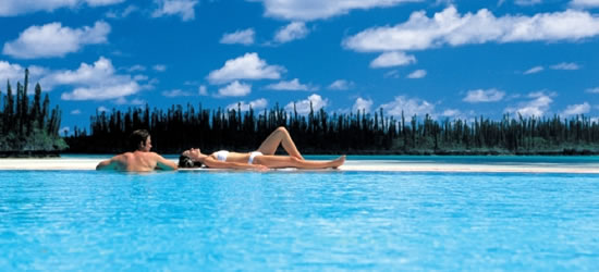 Poolside, New Caledonia