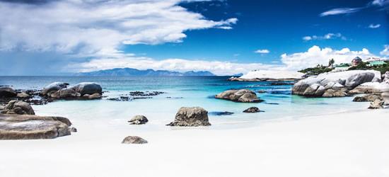 Beautiful Beach near Cape Town