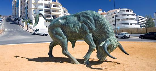 Bronze Bull, Estepona