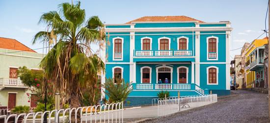 Colonial House, Fogo Cape Verdes