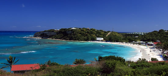 White Beach, Antigua