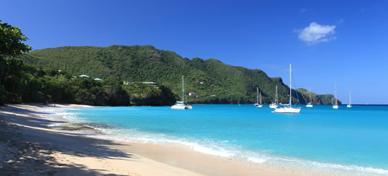 Beautiful Beach, Bequia