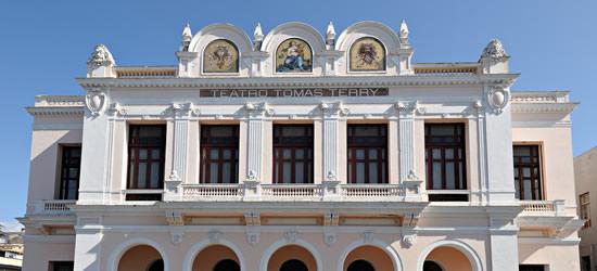 Tomas Terry Theater, Cuba