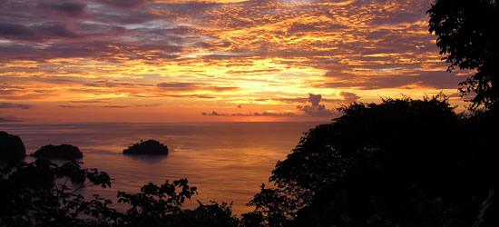 Stunning Sunset, Trinidad & Tobago
