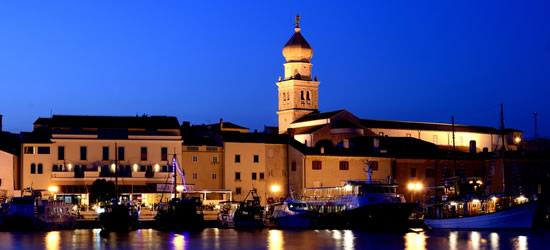 The Town of Krk, Krk