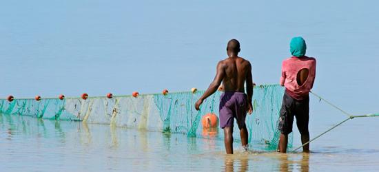 Casting Nets, Mozambique