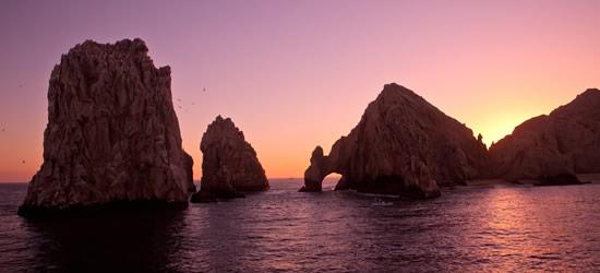 Sunset at Land's End, Baja